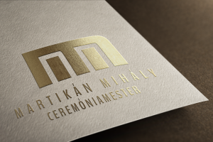 Martikán Mihály esküvő, ceremóniamester